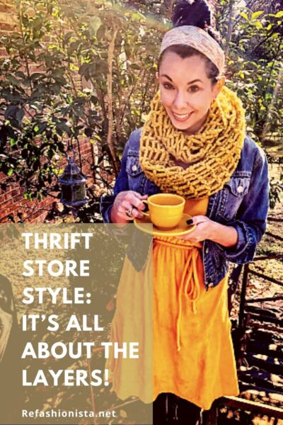 Thrift Store Style Layers Pin 2