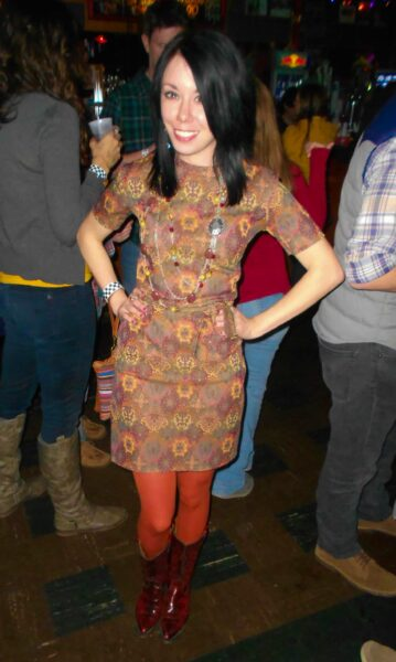 Of Montreal Dress Refashion after