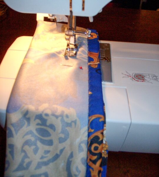 sewing sash
