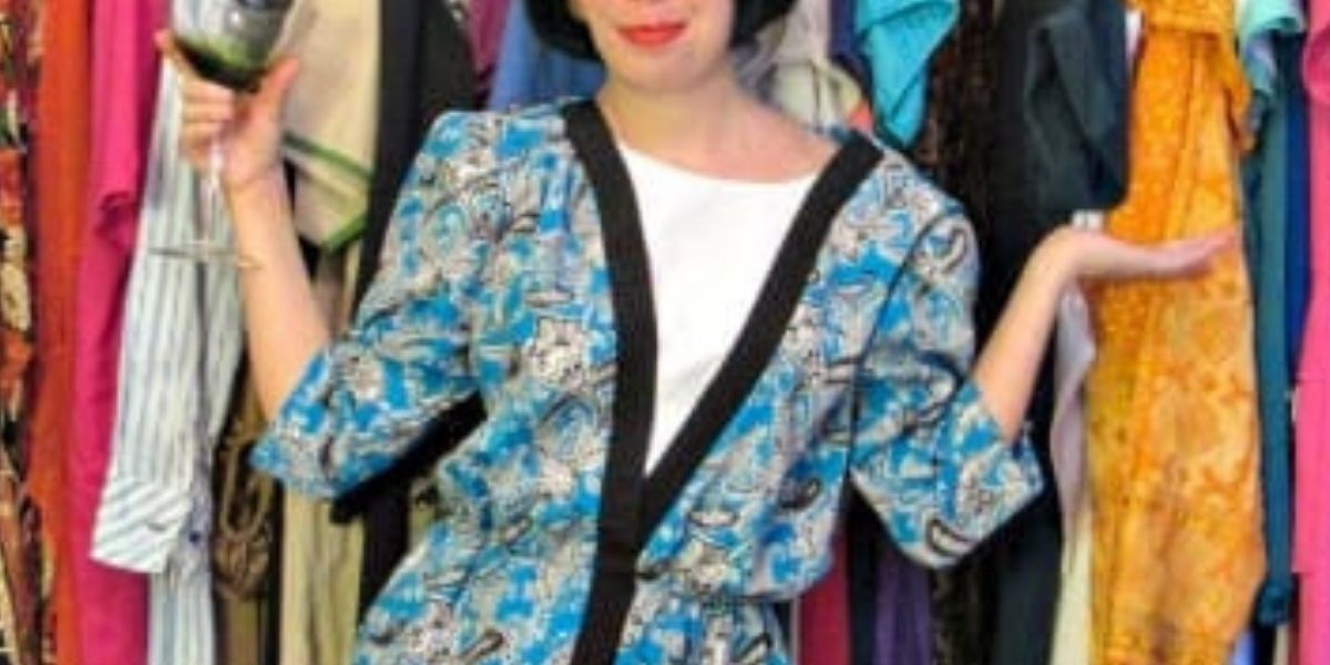 Kimono Dress Refashion featured image