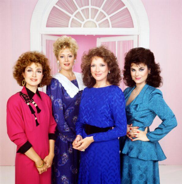 designing women tv show promo image