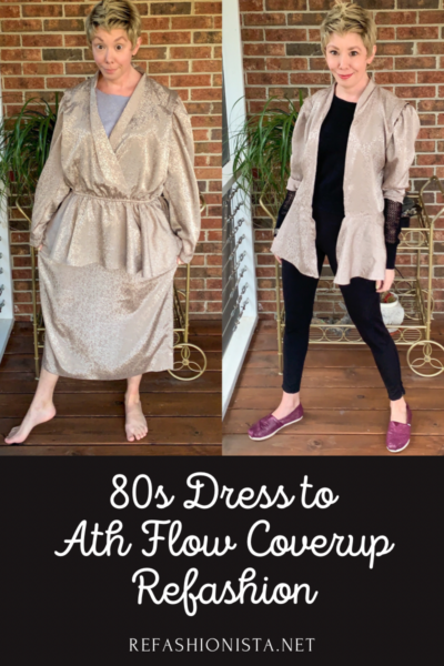 DIY Ath-Flow Coverup: Refashion the Trend Pin 5