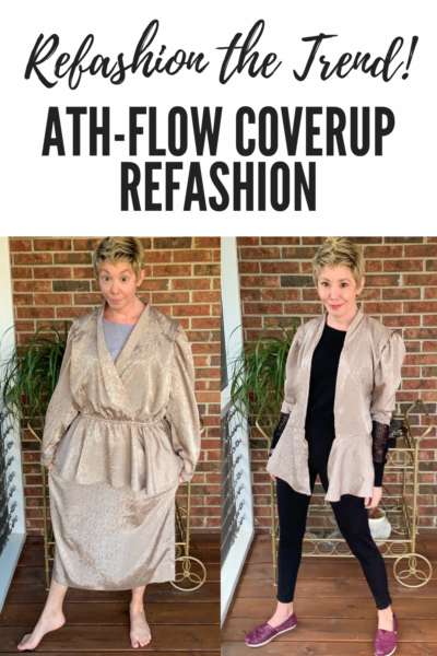 DIY Ath-Flow Coverup: Refashion the Trend Pin 6