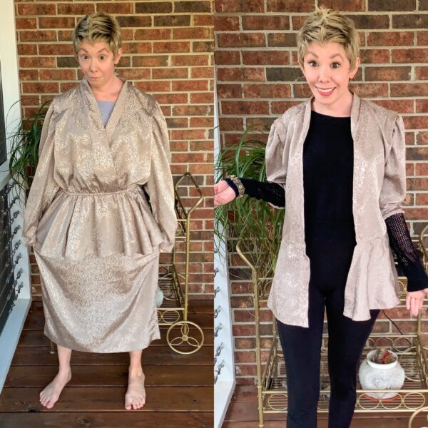 DIY Ath-Flow Coverup: Refashion the Trend Pin 7