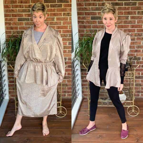 DIY Ath-Flow Coverup: Refashion the Trend Pin 8
