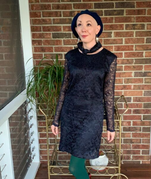 refashonista mother of the bride refashion after closer
