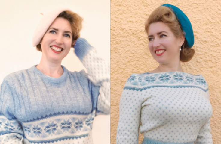 How to Refashion a Sweater: 24+ Sweater Refashion Tutorials 14
