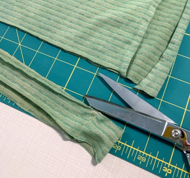 cutting sash out of scrap