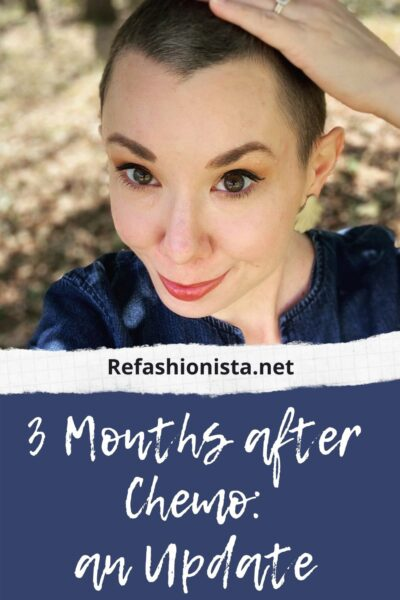 Three Months After Chemo: What Happens After Chemo is Finished? pin 1