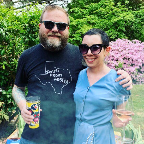 Jillian and Brian
