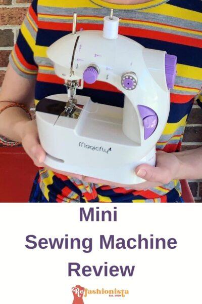 Mini Sewing Machine Review Pin 1