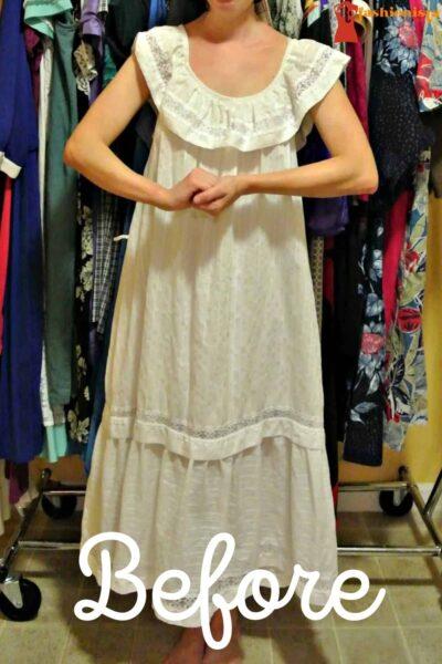 refashionista refashionista Dye It! Lemon Sherbet Dress pin 3