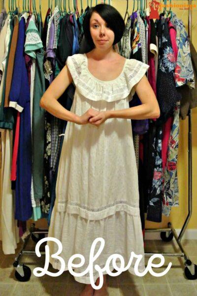 refashionista refashionista Dye It! Lemon Sherbet Dress pin 1
