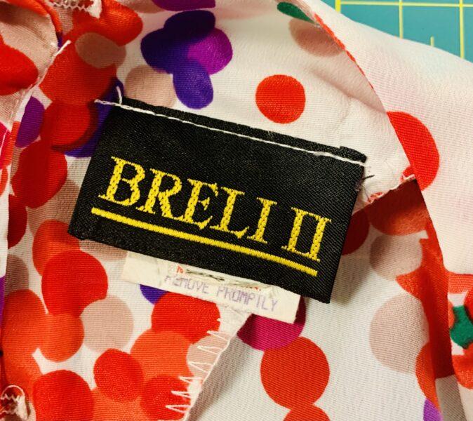 Brelli II label