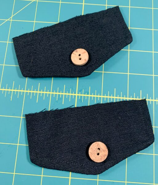 removed pocket flaps