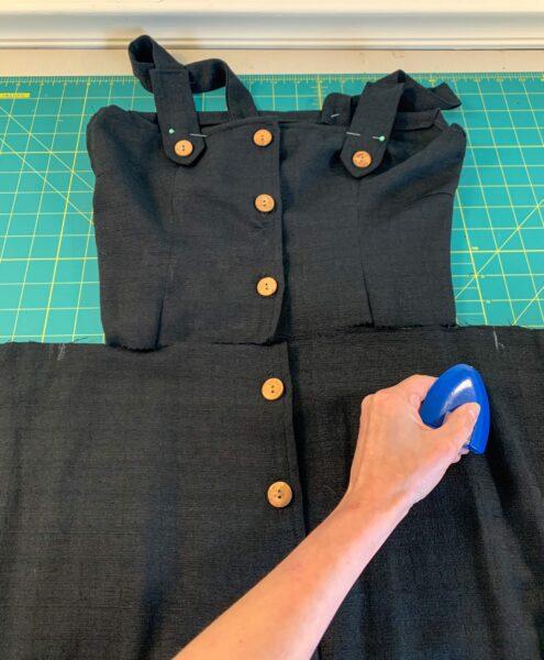 marking skirt