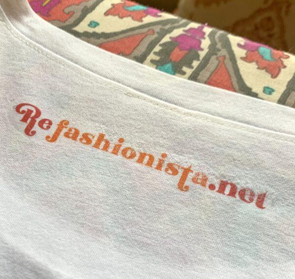 refashionista.net on tee